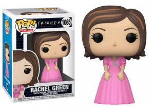 Funko POP Friends- Rachel in Pink Dress